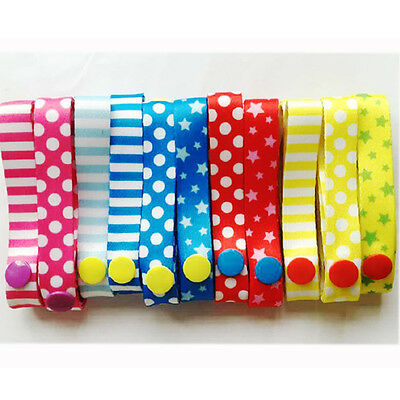 Baby Stroller Accessories Colorful Anti-Drop Toys Bottle Strap Belt Hanger Rope