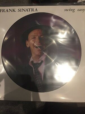 Frank Sinatra - Swing Easy - New Picture Disc ! Vinyl Lp - New & Sealed
