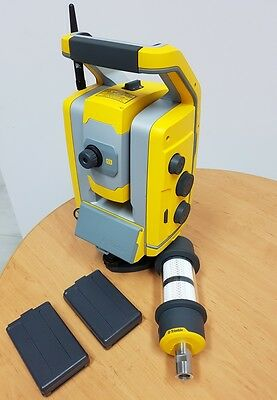 "Brand NEW Trimble S5 2"" Robotic Total Station kit, TSC3 2.4GHz, Trimble Access!"