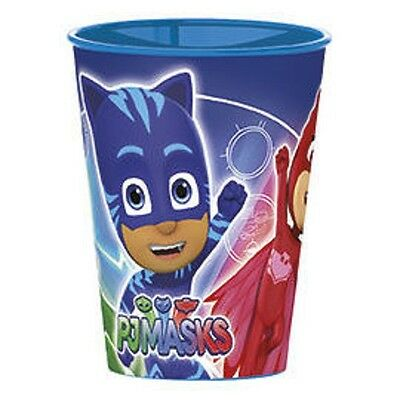 Gobelet, verre en plastique 260 ml  Pyjamasques / PJ Masks