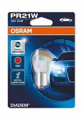 OSRAM Diadem PR21W (382) 7508LDR-01B Signal lighting Exterior Bulb Red Single
