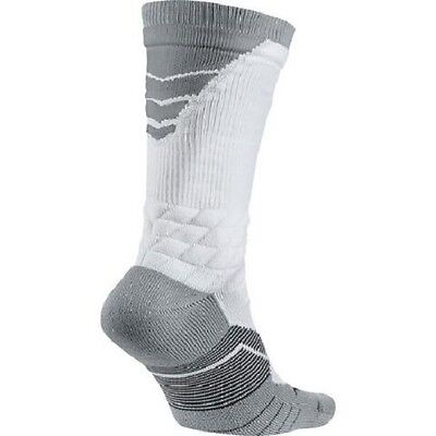 NIKE 2.0 ELITE VAPOR CREW FOOTBALL SOCKS- Style SX4924-105 Size XL (12-15)