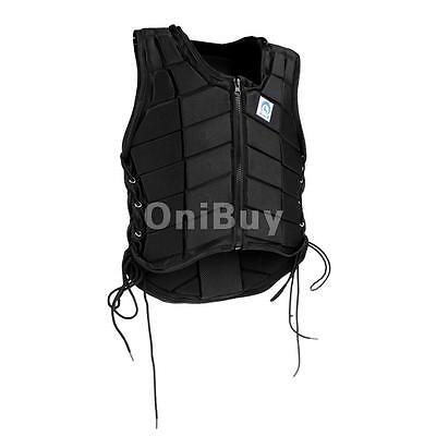 Child Equestrian Vest Body Protector Horse Riding Protection Guard Equip M