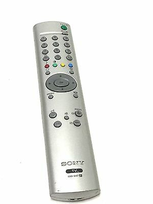 RM947 SONY TV REMOTE CONTROL  for KV28HX15U ORIG & NEW
