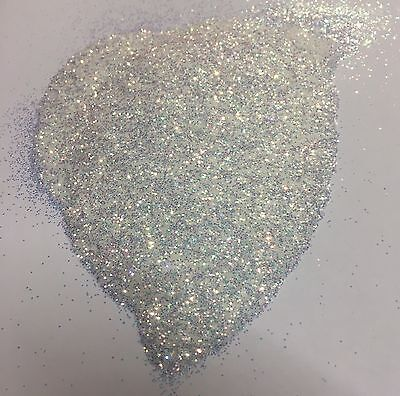 1kg Iridescent Multi Colour Glitter 015 0.375mm Hex Double Sided Nails Kilogram