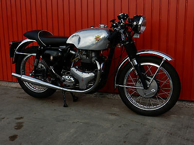 BSA RGS 650 cc LOOKALIKE SUPER ROCKET CAFE RACER SPECIAL