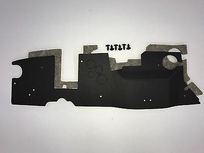 1973-1979 Ford Pick Up Firewall Pad With A/c New!