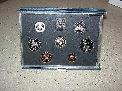 1987 Great Britain Royal Mint Proof Set