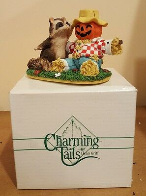 Charming Tails You're Not Scary Item# 87/440
