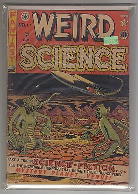 HUGE EC AND VINTAGE comic lot WEIRD SCIENCE CRIME AND SHOCK SUSPENSE STORIES