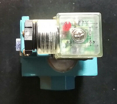 MAC pneumatic valve 56C-33-591JC with solenoid valve 130B-591JC 24VDC *NEW/BOX*