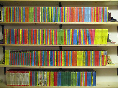 Ultimate Matt Ladybird Books Collection - 679 Titles - Lot's of 1st Editions!