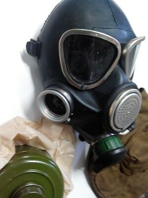 GAS MASK GP-7VM (PMK-1) Right drinking system (Mask,Filter,Bag),Russian Army