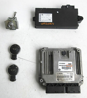 Genuine MINI ECU + Lockset for R60 Countryman D 1.6 2012 Manual - 8519663 #47