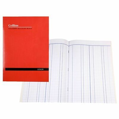 Collins A24 A4 Series Analysis Book Double Ledger- 10230