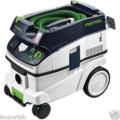 Festool CTL 26 E  CLEANTEX Dust Extractor, 240 V NEW EU