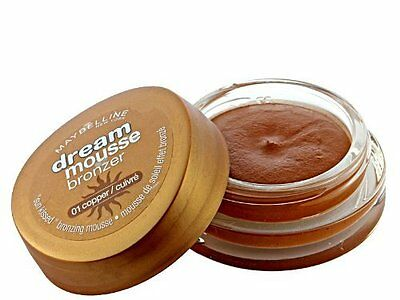 Maybelline Dream Mousse Bronzer Copper 01