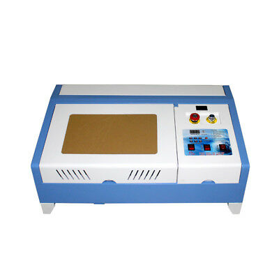 LY CO2 Laser 3020 Engraving Machine water cooling roouter with digital function