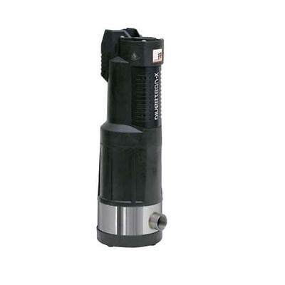 Divertron 1200X - DAB1200X Submersible Water Pump with free mesh strainer