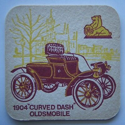 GMH 1904 Curved Dash Oldsmobile Coaster (B16)