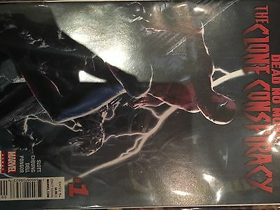 The Amazing Spider-Man Clone Conspiracy #1 First Print Unread Bagged &Boarded NM