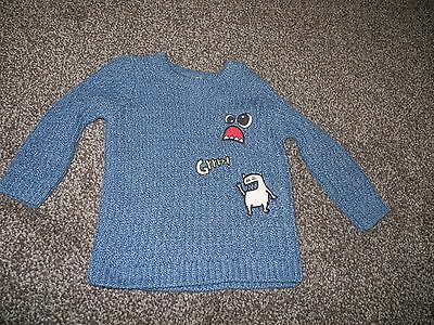 Brand New Zara Mini Baby Boy Jumper 12-18 Months