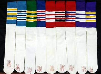 Vintage Deadstock Tube Socks Over The Calf Super Long Twin City's Made In USA