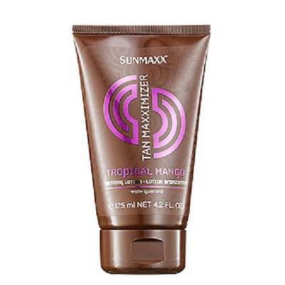 Sunmaxx Tan Maxximizer Tropical Mango Tanning Lotion 125 ml Solarkosmetik