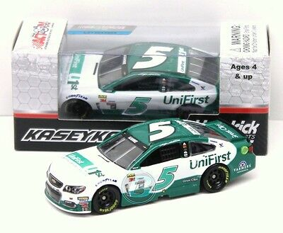Kasey Kahne 2017 ACTION 1:64 #5 UniFirst Chevy SS Nascar Monster Energy Diecast