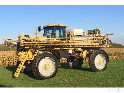 2010 Rogator 1184 AG-Chemical Sprayer, Smartrax, Raven Viper Pro, 5 Way Nozzles