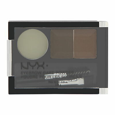 NYX Cosmetics Eyebrow Cake Powder Brunette Brand New
