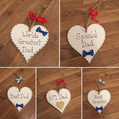 Fathers Day Birthday XMAS Gift Ideas Dad Daddy Grandad Plaques