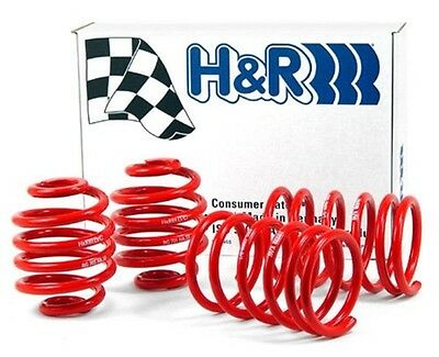 H&R 04-08 Acura TL 6 cyl Race Lowering Springs 40 50104-88