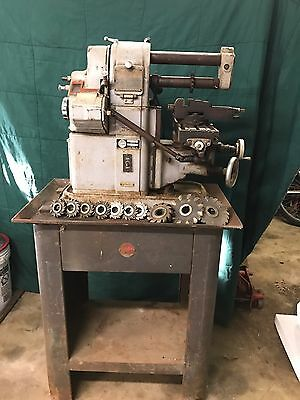 ATLAS MFC HORIZONTAL MILLING MACHINE PARTS OR REPAIR. MACHINIST TOOL Lathe