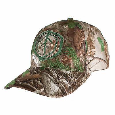 Stoney Creek Patch Cap bayleaf green heart realtree Hunting camo hat cap