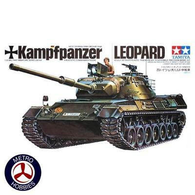 Tamiya 1/35 German Leopard 1 Main Battle Tank T35064 Brand New