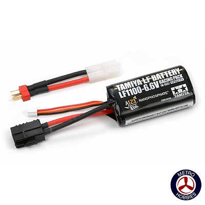 Tamiya Life LF1100-6.6V Battery T55105 Brand New