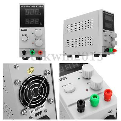 LW-K305D 30V Switching DC Power Supply Adjustable Variable Precision LCD Display