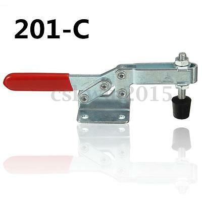 Quick Release Hand Horizontal 201-C Type Holding Capacity Fast Toggle Clamp