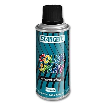 Color Spray türkis 150 ml, styroporfest, seidenmatt