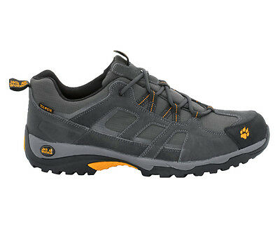 Jack Wolfskin Men's Vojo Hike Texapore Waterproof Shoe - Burly Yellow