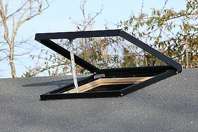 ACTIVENT SKYLIGHT ROOF WINDOW (K1) 50cm x 50cm FOR SUMMER HOUSE