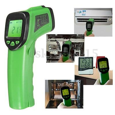 Non Contact LCD Infrared Thermometer Digital Measuring Heat Meter Hand Held Tool