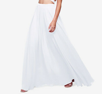Fame and Partners New Long A-Line Skirt Size 4 #P 718
