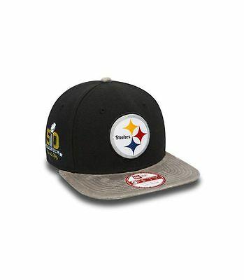 Accessoires New Era - Super Bowl 50 - Steelers Snapback