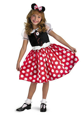 Disneys Minnie Mouse Child Halloween Costume