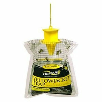 Yellow Jacket and Hornet Control Disposable Trap Non Toxic