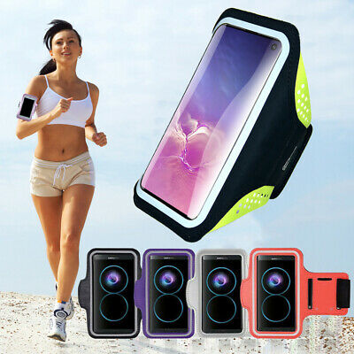 Fr Samsung Galaxy Note 9 S10/S10 Plus/S9/S9 Plus Running Armband Arm Holder Case