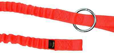 WEAVER LEATHER ARBORIST LINEMAN Bungee CHAINSAW STRAP W/ 1RINGS 08-98227