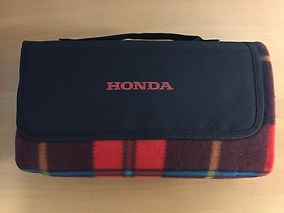 Genuine Honda Picnic Blanket - *genuine Accessory*